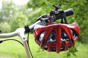 Eine Helmpflicht für das Fahrrad gilt in Deutschland nicht.