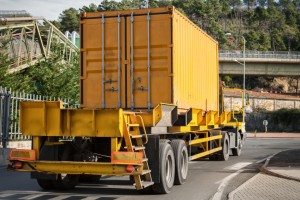 Die Lkw Maut richtet sich auch nach der Fahrzeugkombination.
