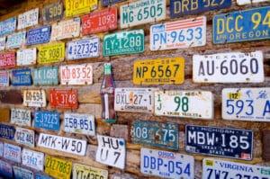 Sollten Sie ein Autokennzeichen suchen, sind wichtige Eckdaten zu beachten.