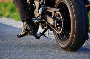 Ist ein Motorrad an einem Unfall beteiligt, hat es oft schwerwiegende Auswirkungen für den Fahrer.