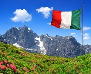Italien: Auf der Autobahn gilt eine Geschwindigkeit von 130 km/h.