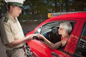 Gilt ein deutsches Fahrverbot auch für Ausländer? Hier erfahren Sie mehr!