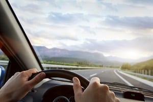 Für die Geschwindigkeitsmessung durch Nachfahren kann eine Messstrecke von der Polizei festgelegt werden.