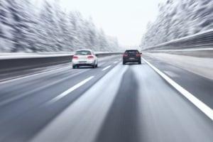 Auf der Autobahn wird auch geblitzt bei Abstandsverstößen.