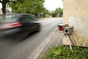 M5 Radar wird mobil eingesetzt und erhöht so die Flexibilität der Verkehrsüberwachung.