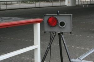 Der Traffipax SpeedoPhot kann per Stativ oder Radareinsatzcontainer positioniert werden.
