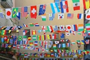 Promillegrenze weltweit: Selten liegt sie über 0,8.