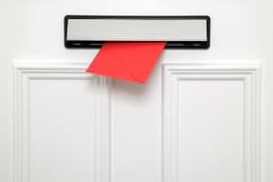Im Anhörungsbogen kann zur Ordnungswidrigkeit Stellung genommen werden.
