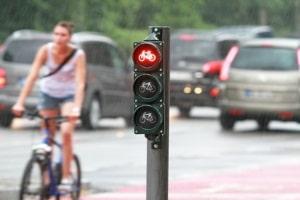Wussten Sie, dass es auch ein Bußgeld für Fahrrad-Fahrer und Fußgänger gibt?