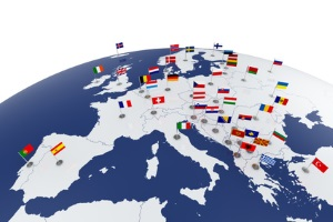 Die Bußgelder in Deutschland sind im Vergleich zu anderen Ländern relativ niedrig.