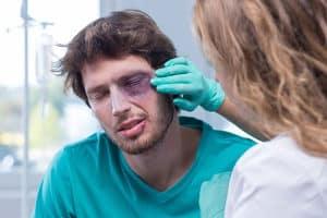 Nach einem Fahrradunfall kann Schmerzensgeld gefordert werden