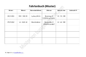 fahrtenbuch-muster-vorschau