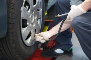 Der Tragfähigkeitsindex gibt an, welche Last ein Reifen aushält.