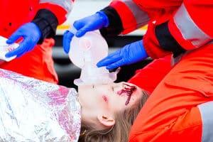 Wenn ein Unfall ohne Brille Personenschäden zur Folge hat, ist dies fahrlässige Körperverletzung.
