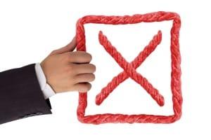 Ein fehlerhafter Bußgeldbescheid ist nicht automatisch unwirksam.