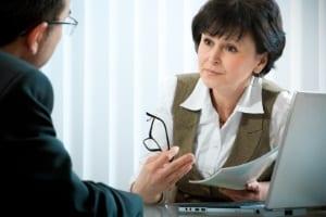 Nach der Beratung wird ein verkehrspsychologisches Gutachten erstellt.
