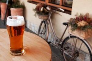 """Auch Fahrradfahrer müssen bei """"Alkohol am Steuer"""" mit einer Geldstrafe rechnen, wenn Sie 1,6 Promille haben."""