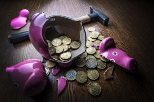 Erzwingungshaft fürs Bußgeld: Abwenden lässt sich dies durch die Zahlung der Geldsanktion.